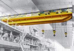 Изготовление и монтаж кранового оборудования