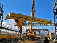 Repair and strengthening of cranes