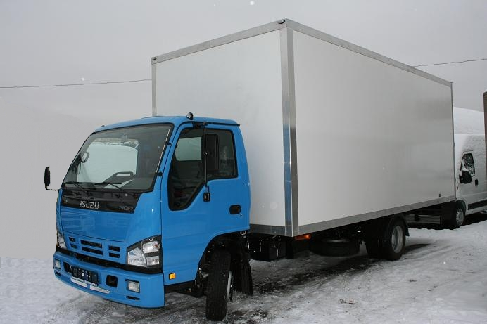 Order Cargo delivery is automobile