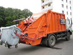 Власти решили проблему с мусором