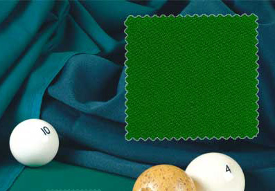 Order Replacement and banner of cloth. Banner of billiard cloth. Banner of cloth of a billiard table.