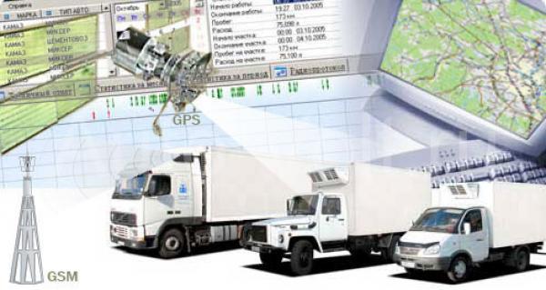 Заказать Мониторинг грузов в Украине