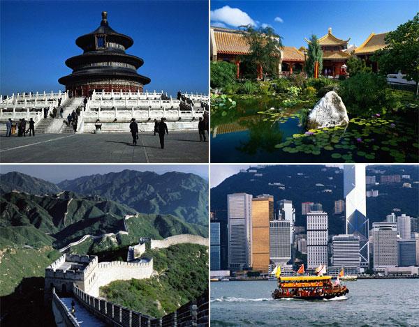Заказать Тур 10 дней по Китаю