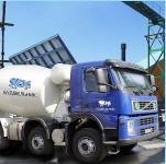 Заказать Доставка бетонных смесей автобетоносмесителями