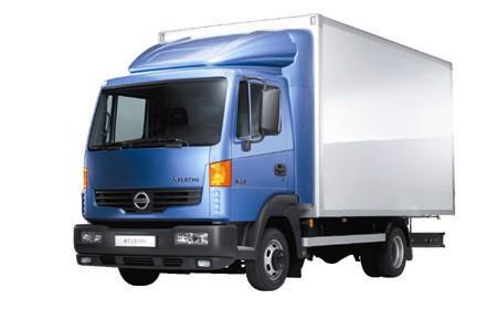 Заказать Автогрузоперевозки по Украине до 5 тон