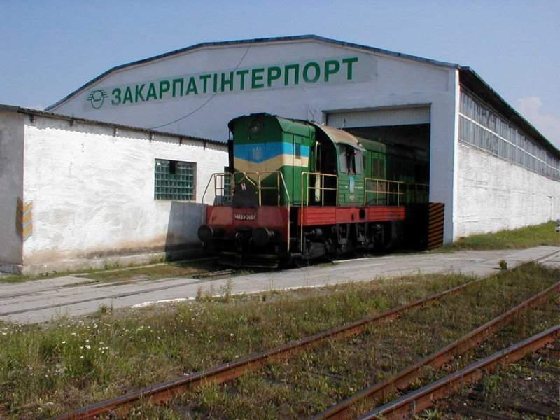 Заказать Перегруз грузов из европейских вагонов в вагоны колеи СНГ .
