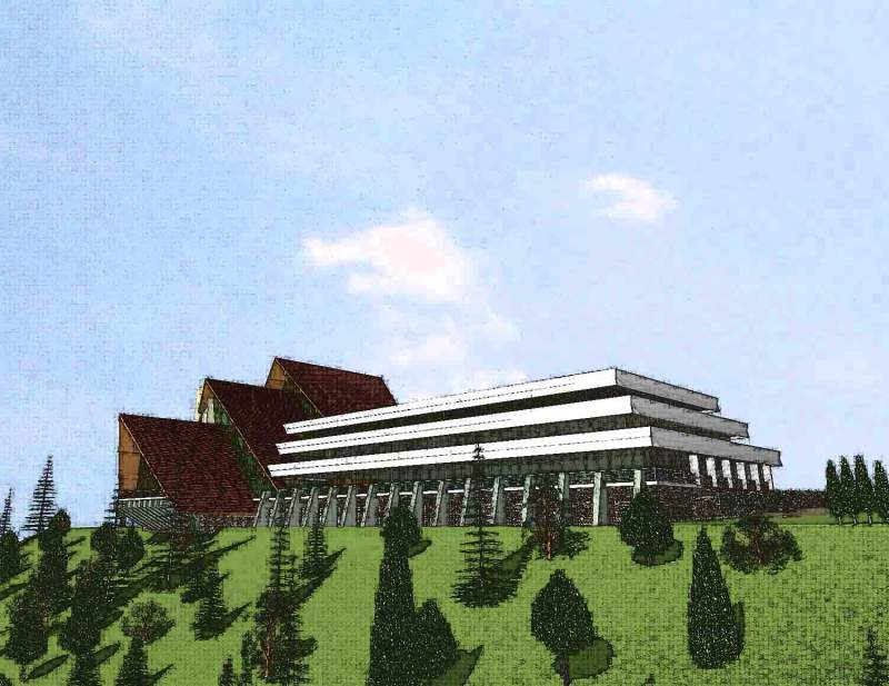 Заказать Проектирование гражданского строительства