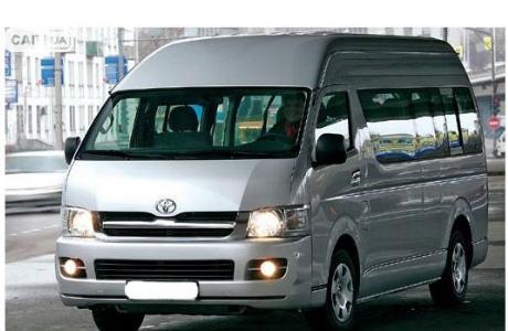 Заказать Услуги по перевозке грузов и пассажиров микроавтобусом