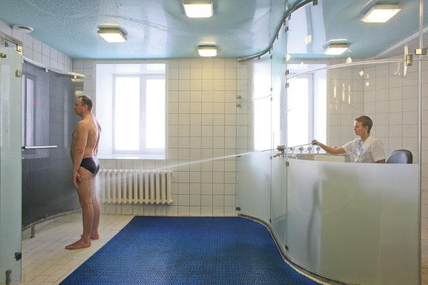 Заказать Циркулярный и восходящий душ