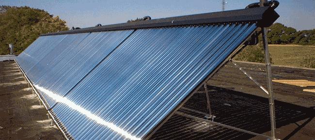 Заказать Монтаж и установка солнечных коллекторов