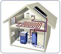 Заказать Системы отопления