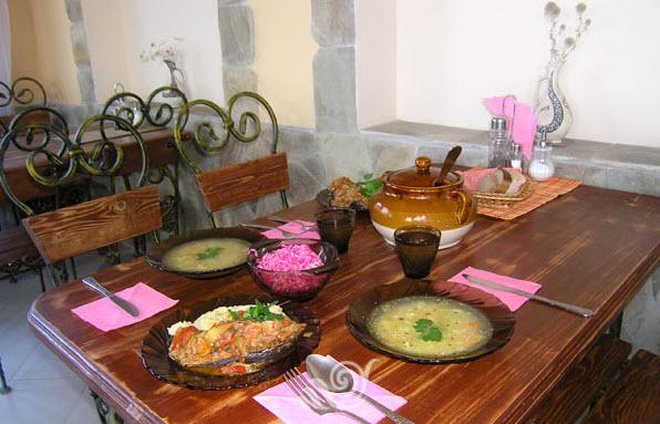 Заказать Ресторан в гостинице, Ресторан домашней кухни