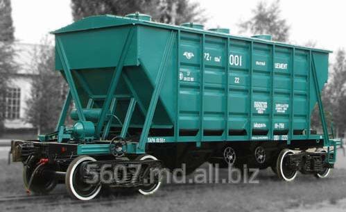 Заказать Вагон модель 19-758 - ремонт и наладка системы разгрузки грузового четырехосного саморазгружающегося вагона