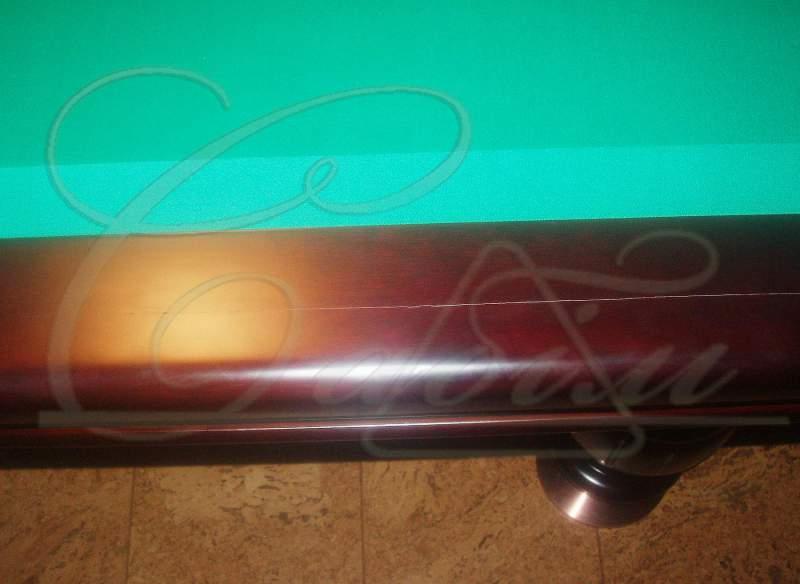 Order Restoration of a billiard table