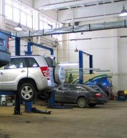 Заказать Станция технического обслуживания: Ремонт автотранспорта и транспортных средств; Диагностика автотранспорта и транспортных средств при подготовке к техническому осмотру.