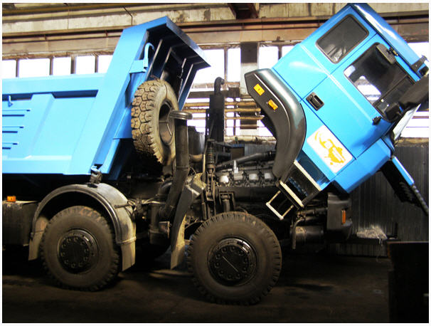 Order Capital repairs cargo, cars