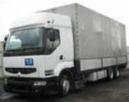 Заказать Автомобильные перевозки грузов