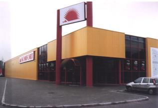 Заказать Строительство супермаркетов