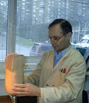 Протезы нижних конечностей (ампутация выше колена)