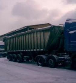 Заказать Автомобильные перевозки грузов еврозерновозы, самосвал