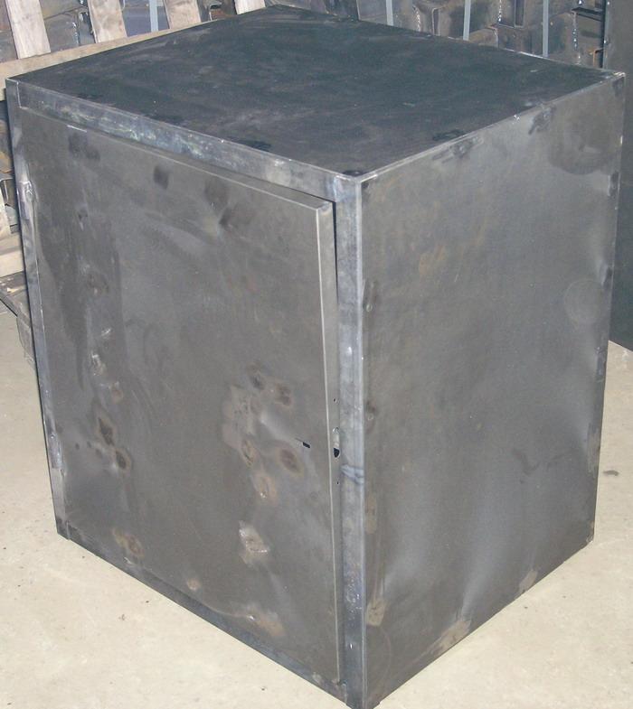 Изготовление корпусной металлической мебели