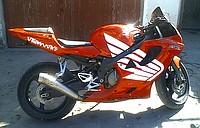 Заказать Тюнинг мотоцикла