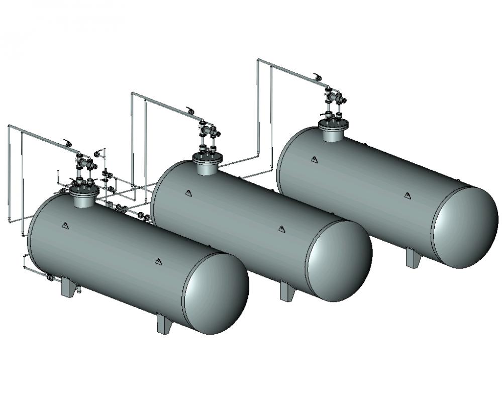 Проектирование котельных на сжиженном газе