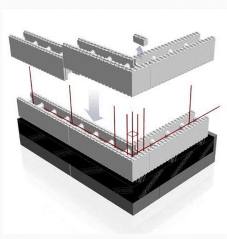 Заказать Производство термоблоков: литой, размеры 1000 х 250 х 250, плотность 35, идеальная геометрия; угловой 90 градусов 750 х 250 х 500 х 250. Строительство по технологии Термодом. Наружное оформление и утепление фасадов зданий любой сложности. Создание макета