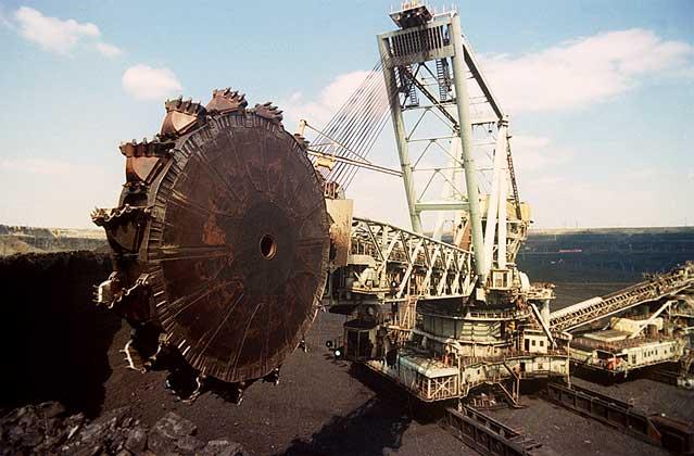 Заказать Добыча и обогощение угля