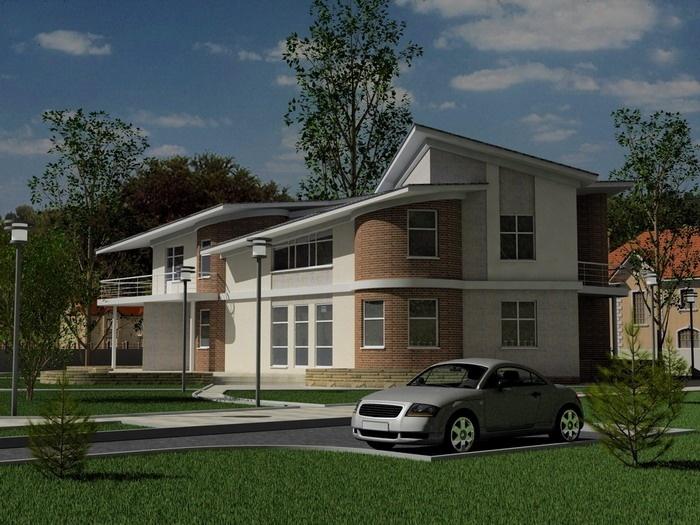Заказать Проектирование индивидуальных жилых домов (коттеджей)