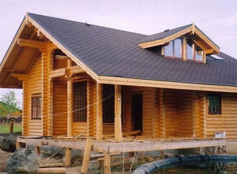 Строительство деревянных домов бань