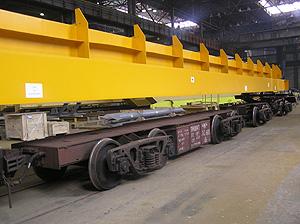 Order Rail transportation of loads