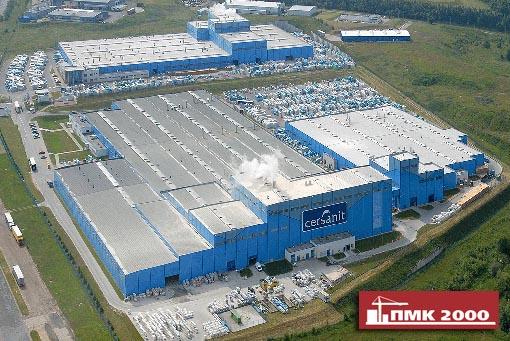 Заказать Строительство заводов