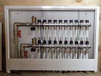 Наладка систем отопления