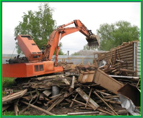 Заказать Демонтаж зданий. (по Киеву и Киевской области)