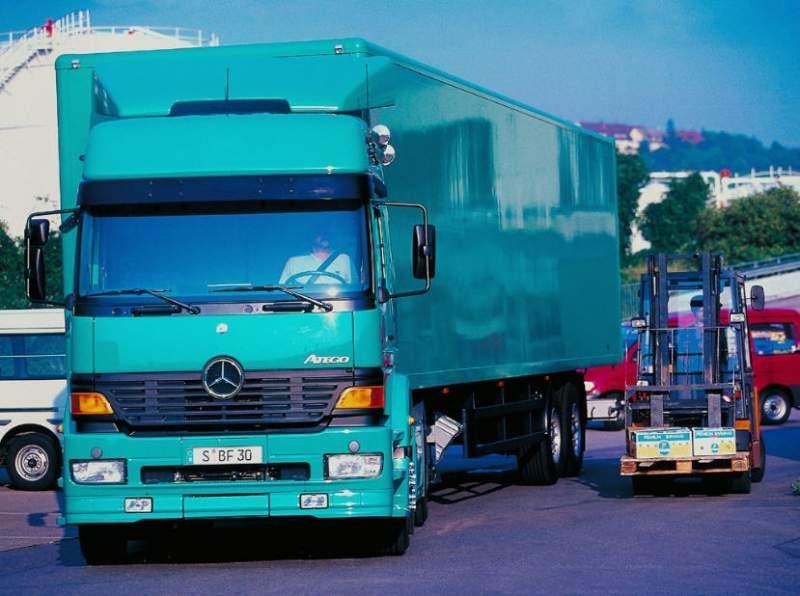 Заказать Автоперевозки по Украине