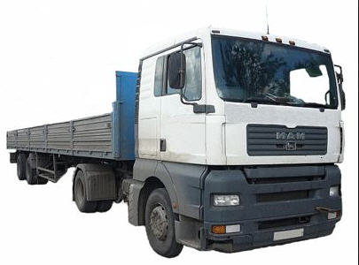 Order Delivery of heavyweight loads