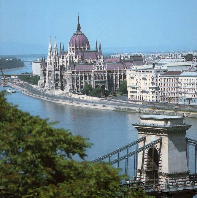 Заказать Автобусные туры в Будапешт (+ Вена)