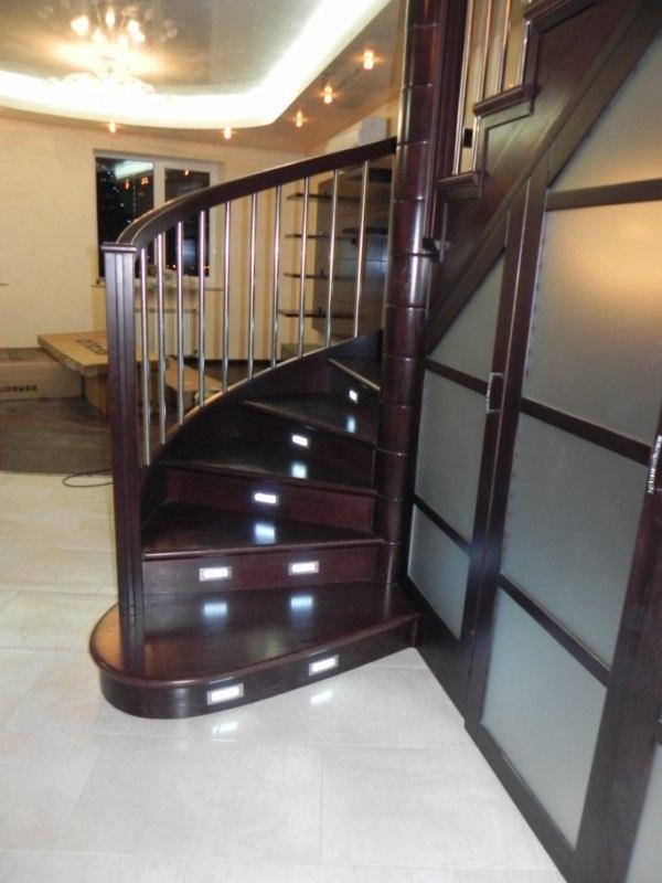 Заказать Винтовые лестницы, Маршевые лестницы