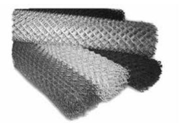 Заказать Производство металлической сетки рабицы в Украине
