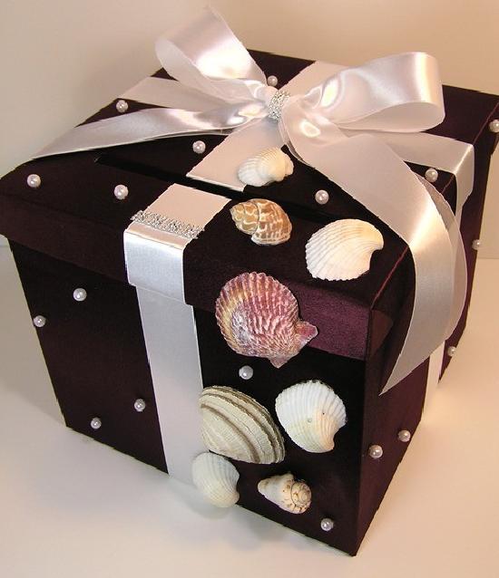 Коробочка своими руками для украшений в подарок