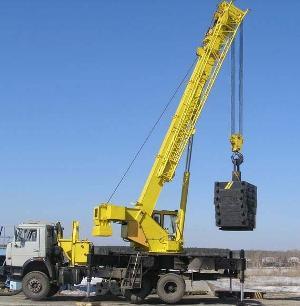 Заказать Автокран, услуги строительные Киев