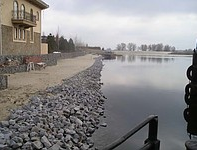 Order Shore protection works