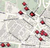 Мониторинг полевых служб GPS FieldForce