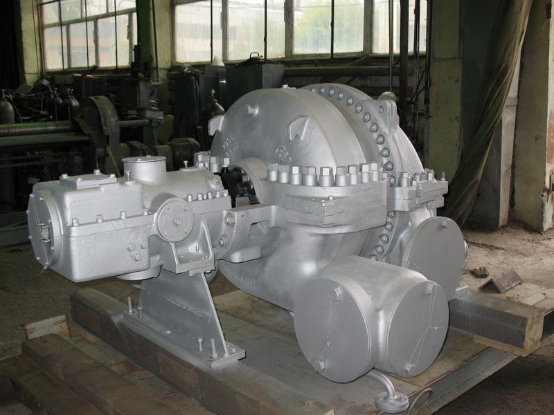 Заказать Производство, модернизация и обслуживание насосно-компрессорного оборудования