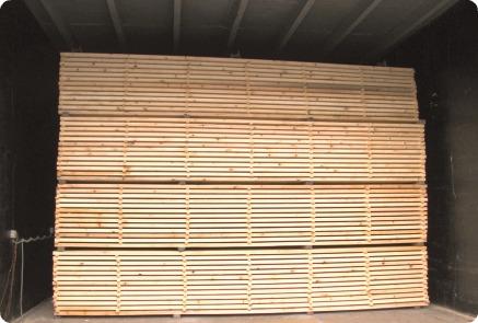Заказать Сушка древесины в сушильных камерах