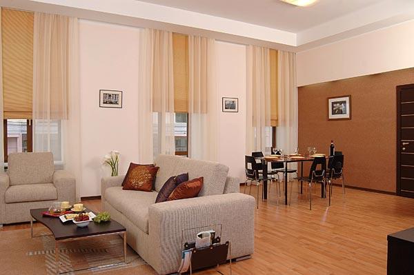 Заказать Гостиничные номера: апартаменты с 2 спальнями