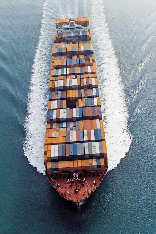 Заказать Международные морские контейнерные грузоперевозки