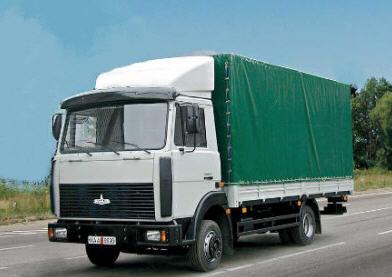 Ремонт мостів вантажних автомобілів