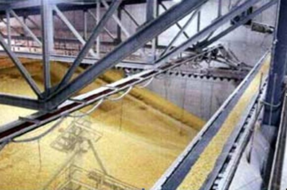 Заказать Хранение зерна на элеваторах